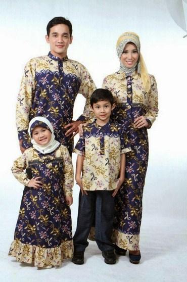 baju%2BBatik%2BMuslim%2BAnak%2BPerempuan%2Bdan%2BLaki laki contoh baju batik muslim anak perempuan dan laki laki batik,Baju Anak Anak Dan Remaja