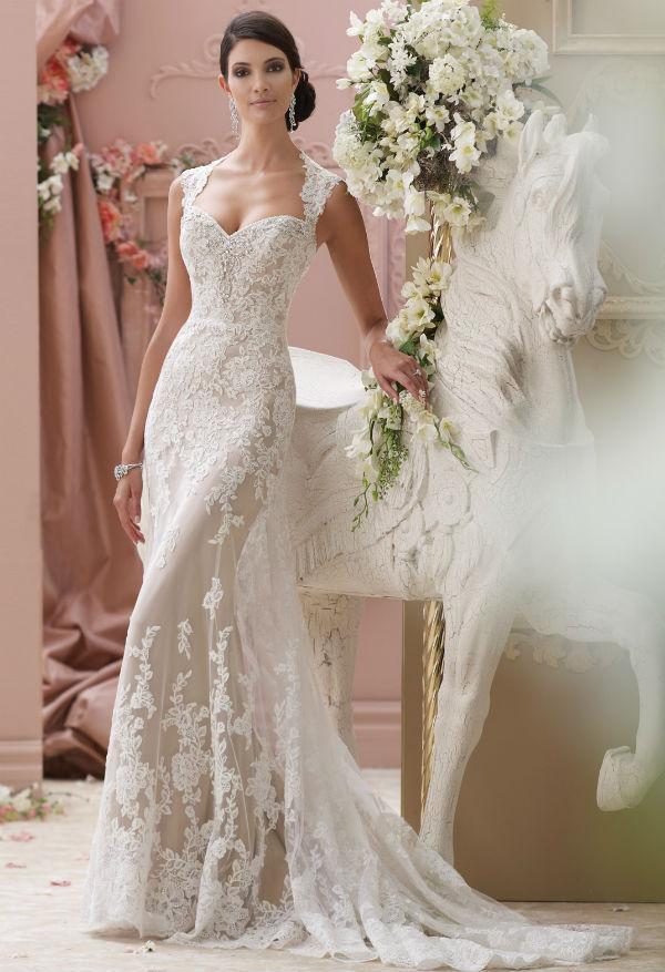 Los mejores vestidos de novia del mundo