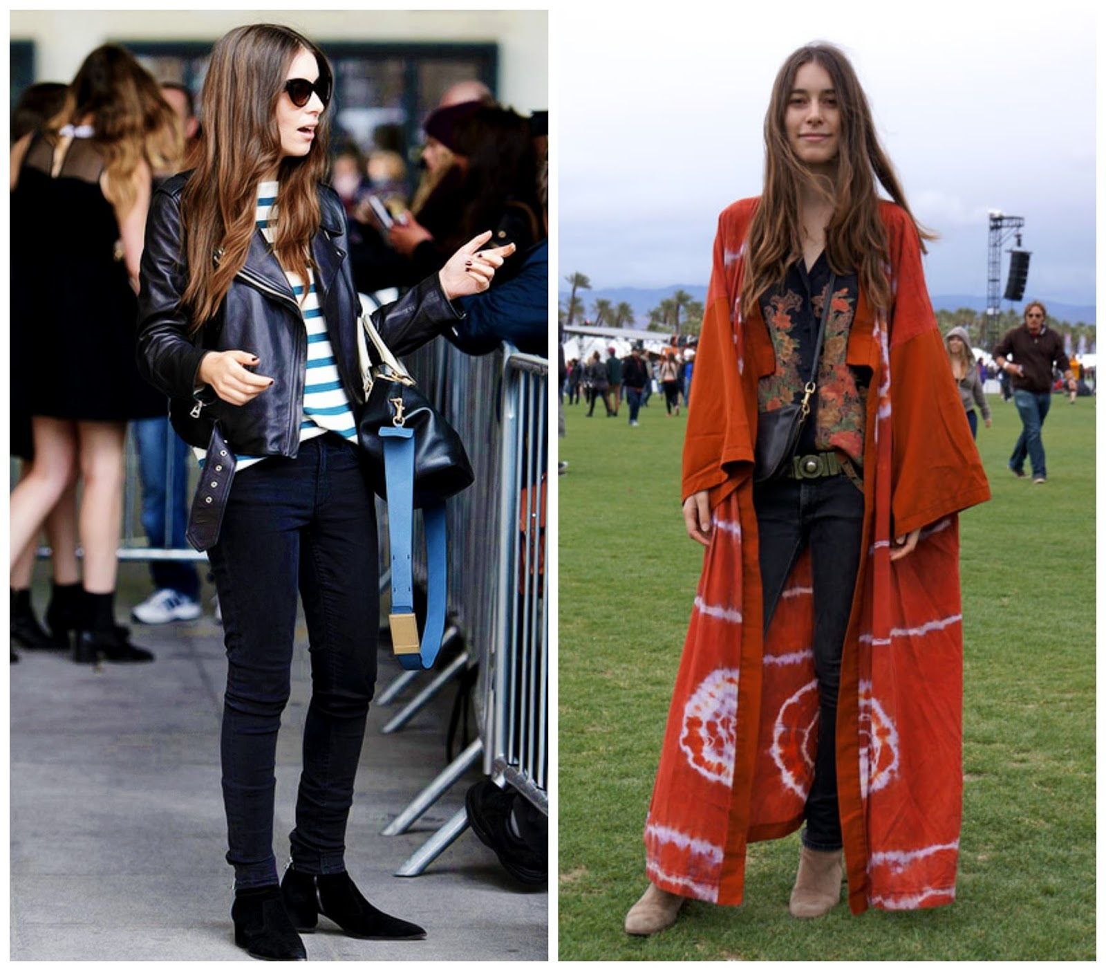 Get The Look Haim Thunder And Threads