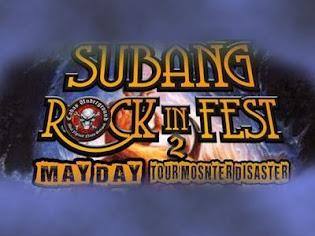 Subang Rock In Fest 2