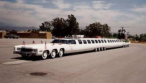 Worlds Longest Car - The Limousine | Getting Knowledge