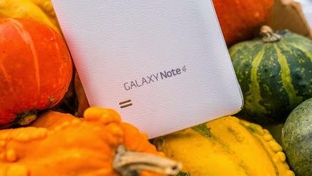 spesifikasi HP Samsung Galaxy Note 4 LTE A