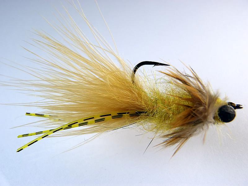 Nate Taylor's Mello Yello Carp Fly