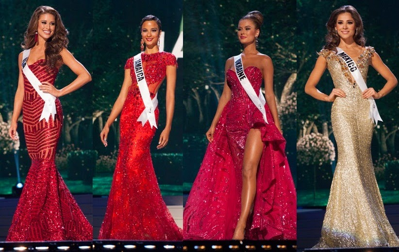 Miss Universe 2014 Results Predictions