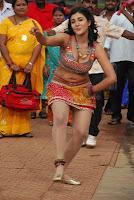 Hot, kausha, showing, navel