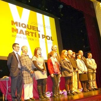 XXXI Premi de Poesia Miquel Martí i Pol -- Raquel Estrada