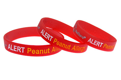 Medical ID wristbands