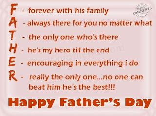 Happy Father's Day (PHOTOS) Quote Card