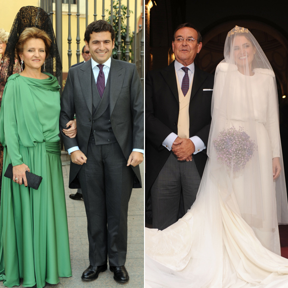 Boda de Juan Ignacio Zoido Alcázar y Arantxa Díaz Ordóñez
