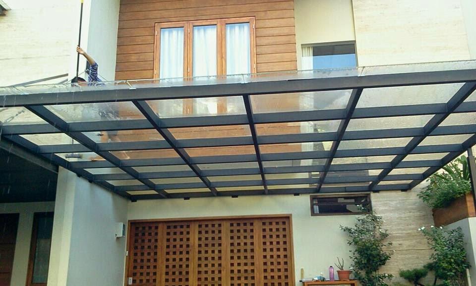 Canopy rumah minimalis 8