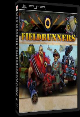 Fieldrunners [Full] [1 link] [Ingles] [PSP] [FS]