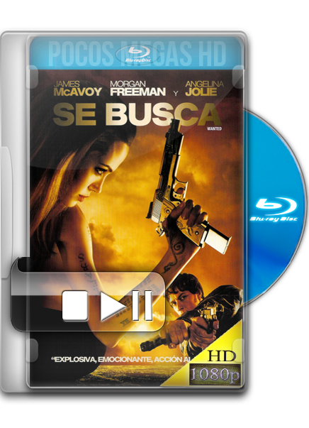 Se Busca [Wanted] | 2008 | BRRip 1080p | Audio Dual Latino/Ingles |
