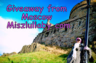Giveaway from Moscow Miszlullaby