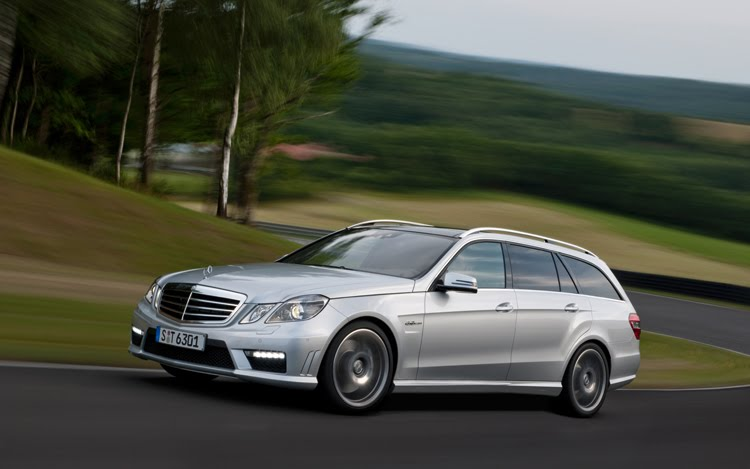Mercedes-Benz E63 Wagon