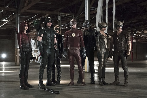crossover the flash arrow