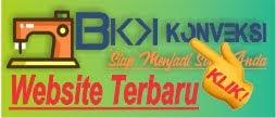 Website Terbaru BKK Konveksi
