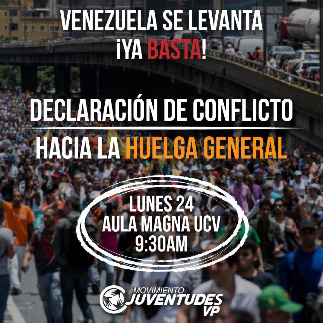 24 de setembro: Venezuela