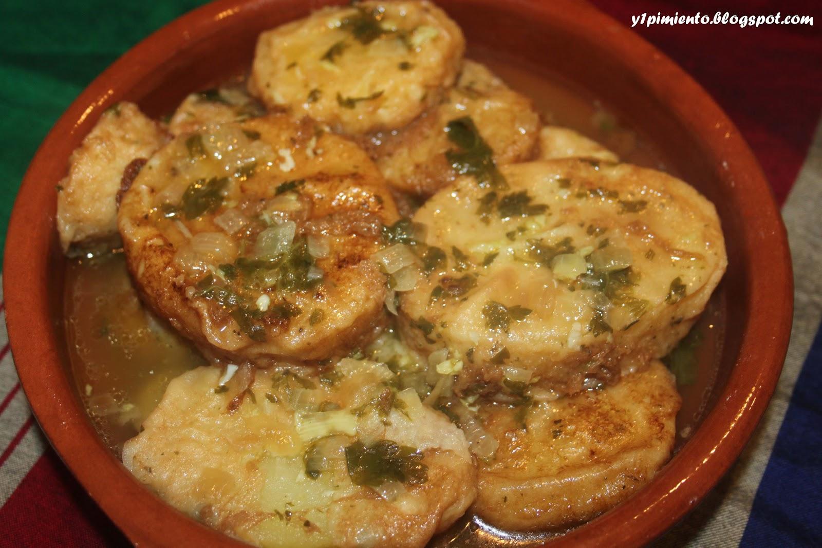 ¡Y un pimiento!: Patatas a la Importancia