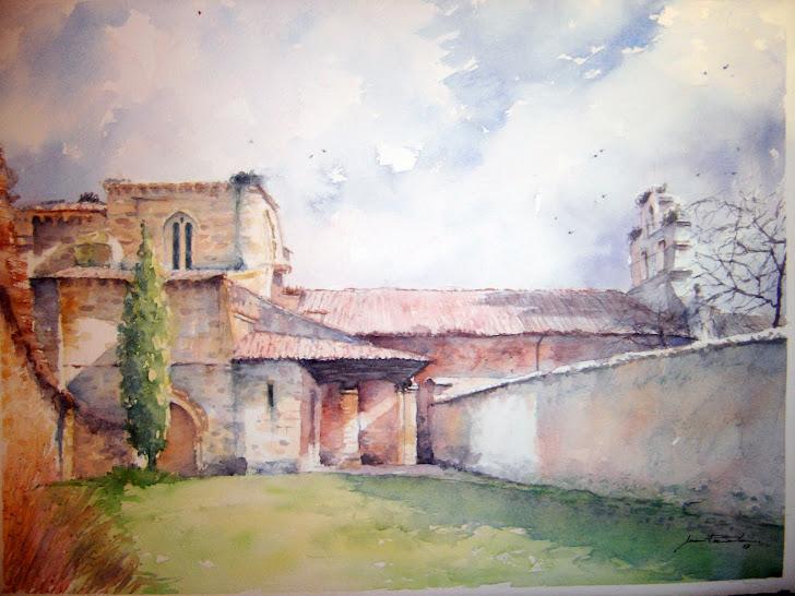 Monasterio de Gradefes. León.