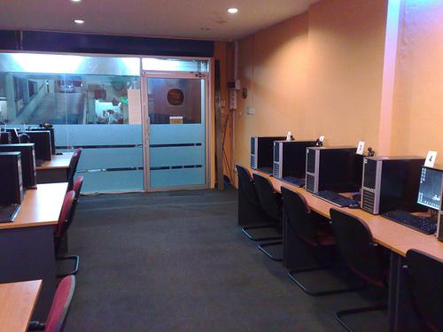 Cyber Cafe Menu Panama City Fl