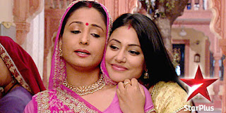 Ye Rishta Kya Kahlata Hai - Akshra 2nd March 2012 Photo Shoots Gallery