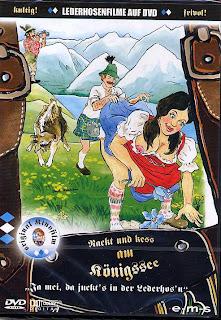 Nackt und keß am Königssee (1977)