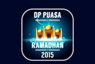 Aplikasi Kumpulan DP BBM Puasa Ramadhan 2015 Untuk Android cover