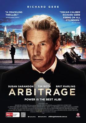 Arbitrage (el fraude) - cartel