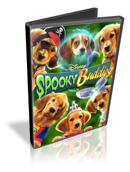 Download Spooky Buddies: A Casa Mal Assombrada Dublado BDRip 2011