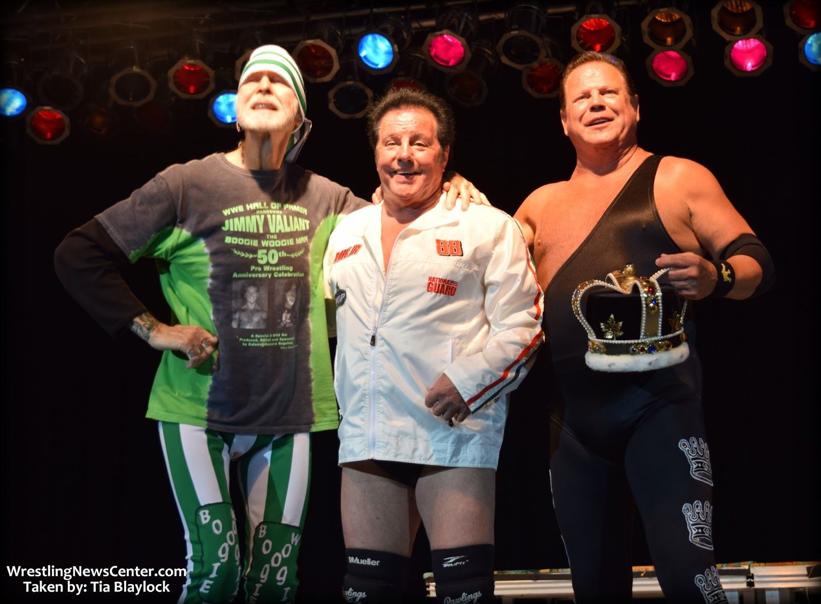 Wrestling News Center: More pictures from the SOLD OUT show at the ...