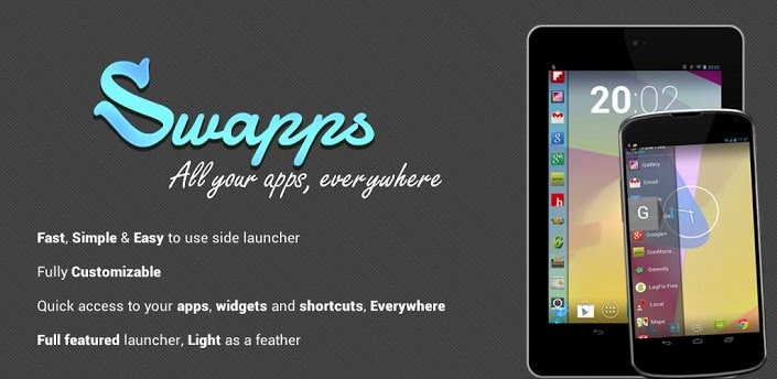 Swapps All Apps Everywhere Unlocked v222 APK