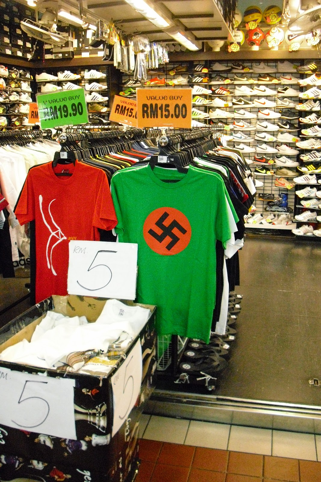 The swastika: A symbol of good or bad, or both?
