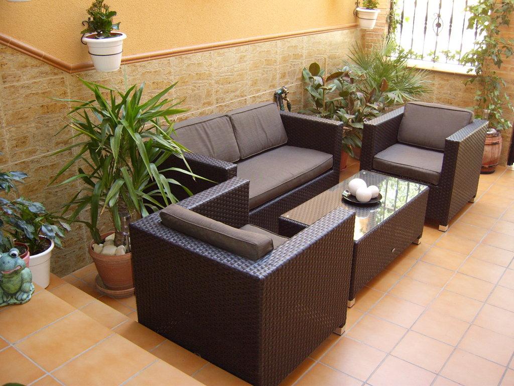 Cluberas las terrazas de mi amiga pepa for D casa decoracion