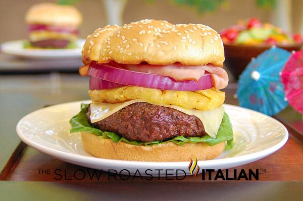 Big Kahuna Hawaiian Burger