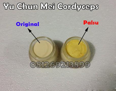 Kenali Cream Cordyceps Asli
