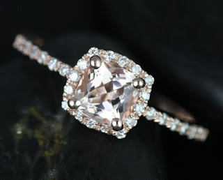 Best Way To Clean Your Cushion Cut Engagement Ring