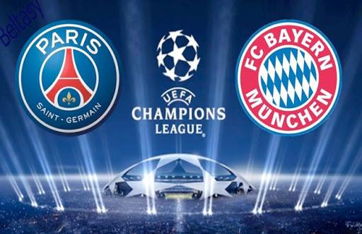 موعد مباراة باريس سان جيرمان ضد بايرن ميونخ