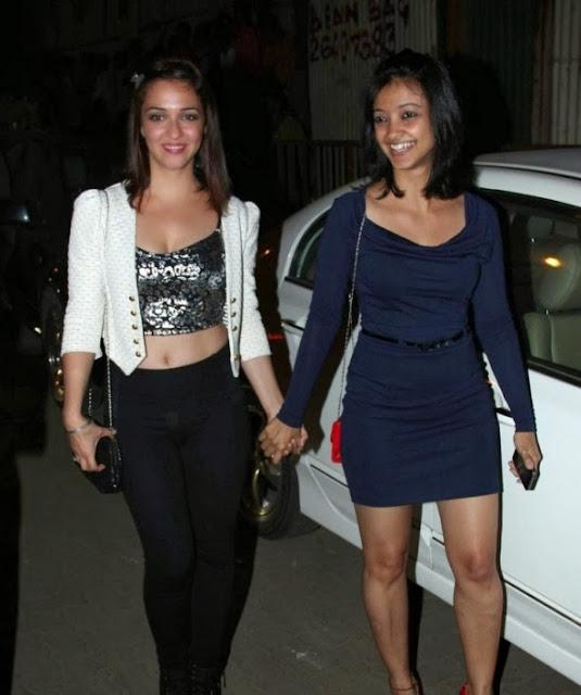 Bollywood Celebs at A Bar Launch in Mumbai
