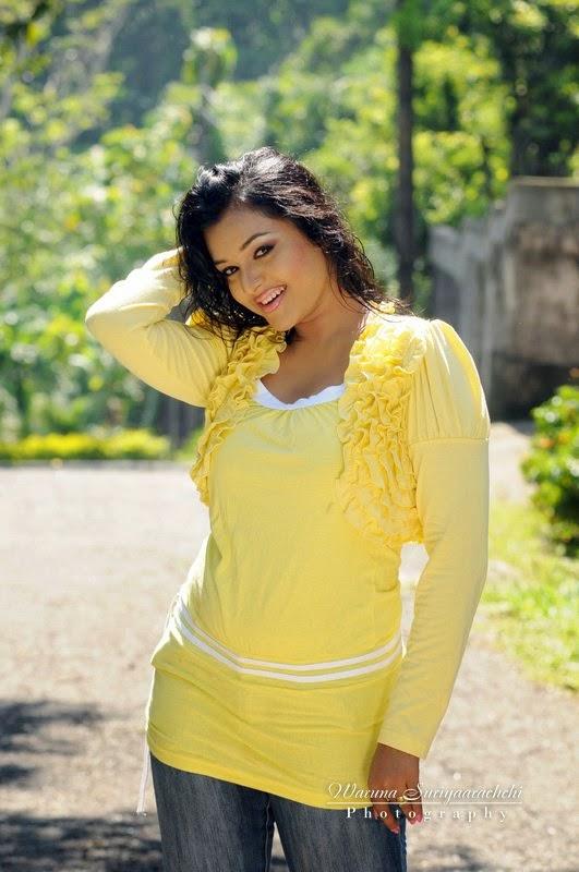 Oshadi Hewamadduma sl tele drama actress