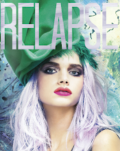 My Hats in Relapse Magazine, March 2013
