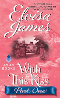 Book cover of With This Kiss (Part One) by Eloisa James