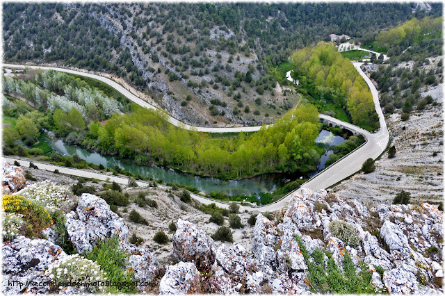 Mirador entrada Cañón Rio Lobos