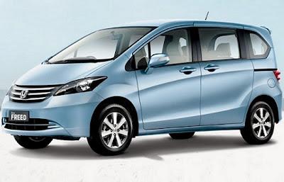 Honda Freed, Favorit Medium Mpv [ www.BlogApaAja.com ]