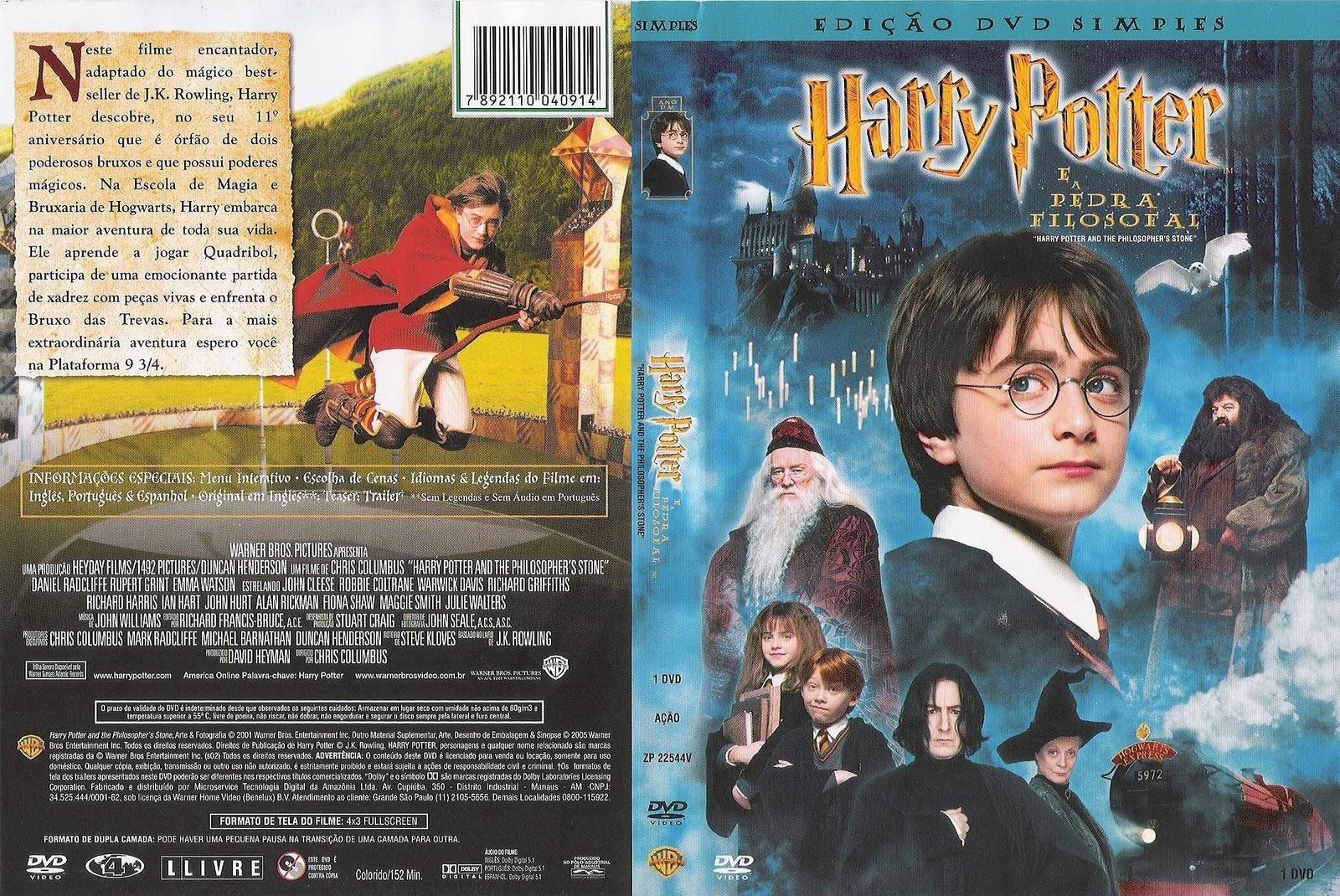 """Harry Potter É A Pedra Filosofal with histórico de lançamento - """"harry potter e o cálice de fogo"""" - 2006"""