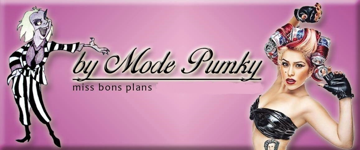By Mode Pumky miss bon plan