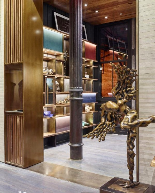 David-Yurman-Soho-Boutique-Interior