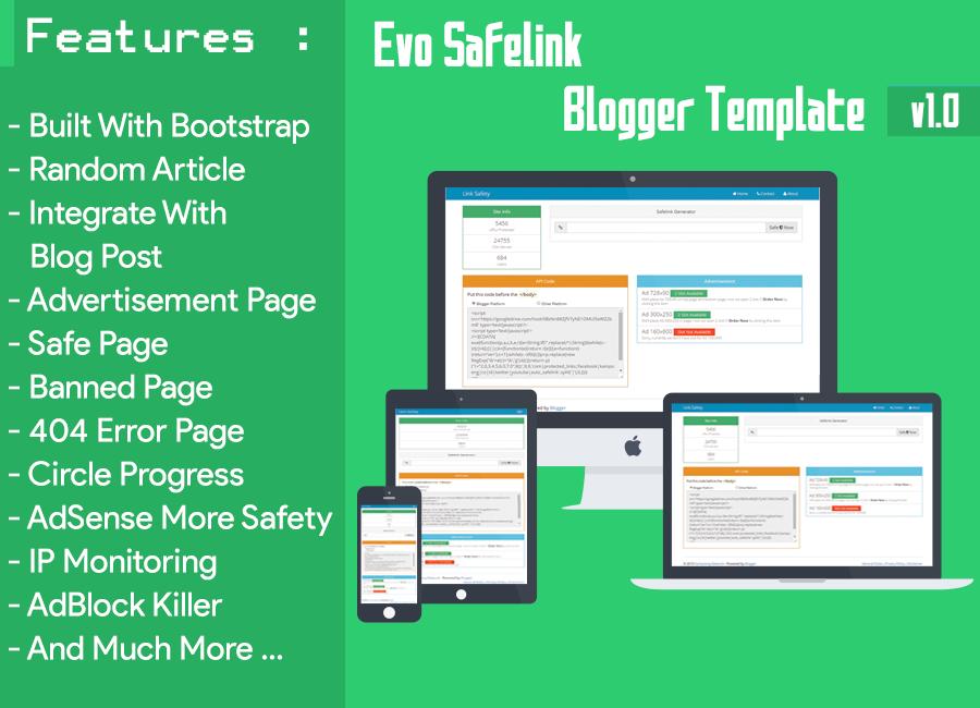 vo Safelinks lam  Blogger Template