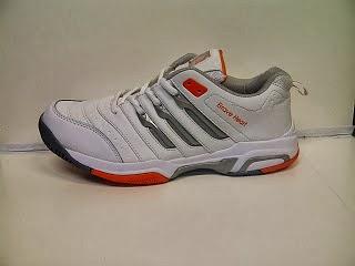 Sepatu Adidas Brave Heat  tenis kuning