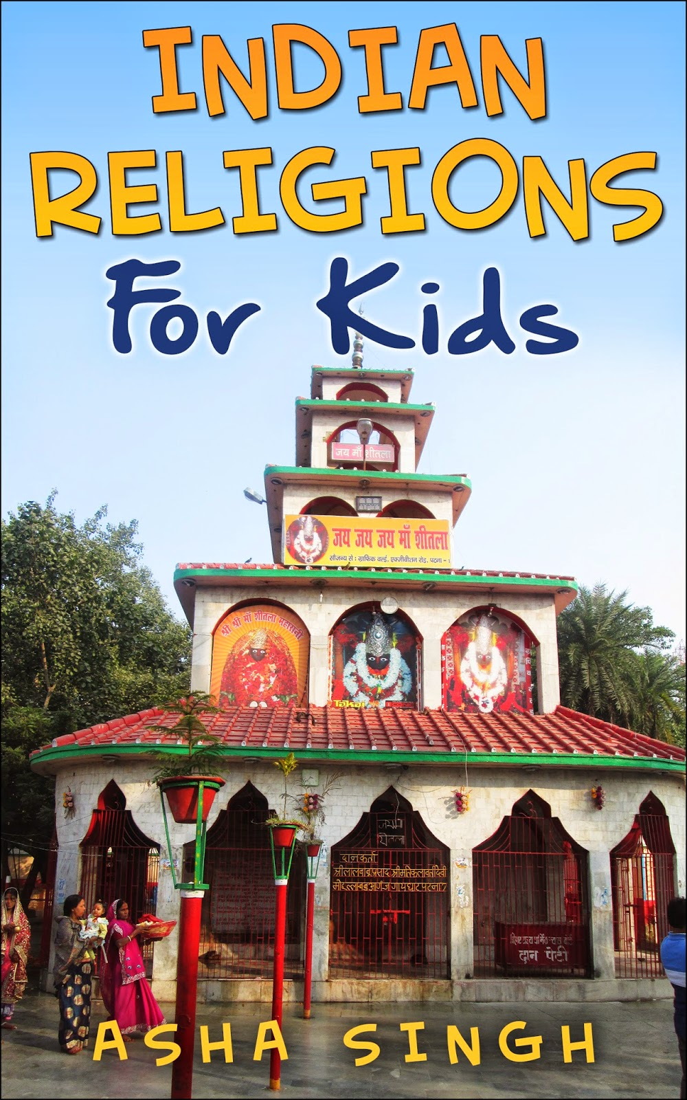 Indian Religions For Kids