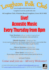 LOUGHTON FOLK CLUB